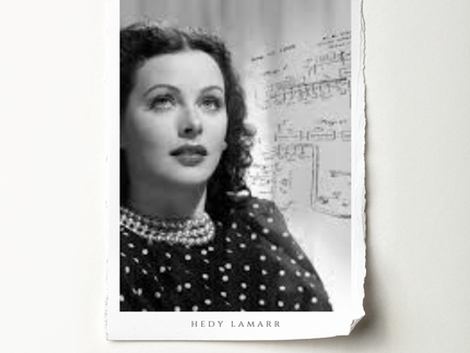 Hedy Lamarr - Women in Technology