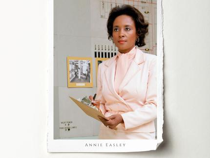 Annie Easley - Women in Technology