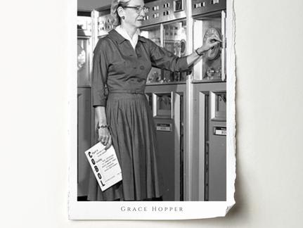 Grace Hopper - Women in Technology