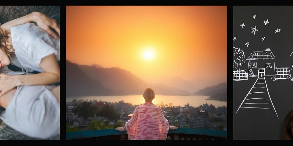 3 Day Free Manifest YOUR Dreams Workshop