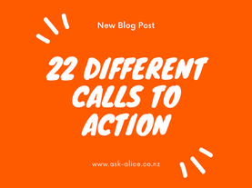 22 different calls to action to use in your Email Marketing