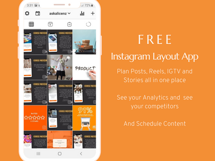 Layout Planner for Instagram