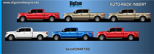 HO-CM4F150 (all Ford F-150 insert)