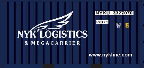 HO-NYK LOGISTICS 20 DRY