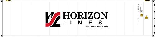 N - HORIZON LINES 40´Sea Container