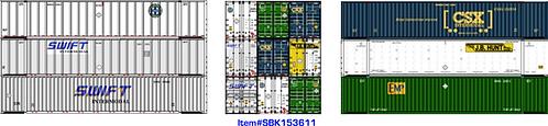 HO- 53' Block #1