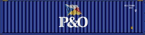 HO-P&O 40 DRY