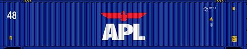 HO-APL 48' Dry Blue