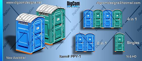N-Portable Bathrooms