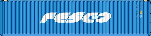 HO - FESCO 40´Sea Container
