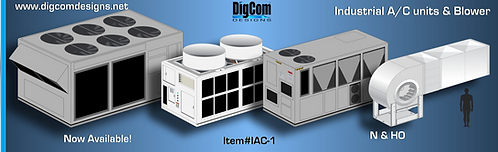 HO-Industrial A/C units