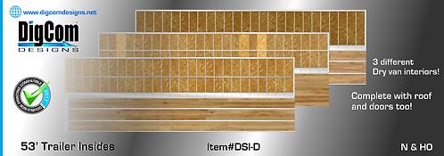 DSI-D (53' Trailer Dry van)