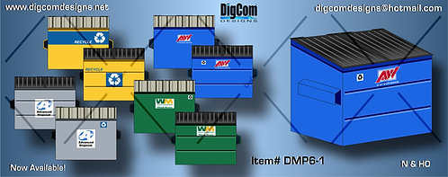 N-Dumpsters
