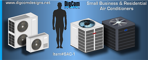 HO-Small A/C units