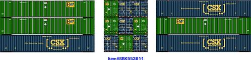 HO- 53' Block #5