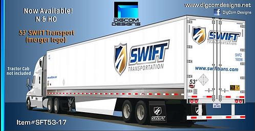 HO- Swift (Knight/Swift merger logo) 53' dry