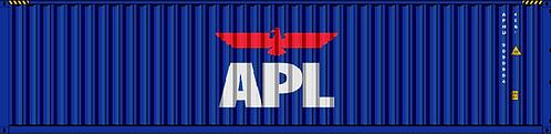 HO-APL 40' Dry Blue