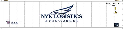 HO - NYK´ LOGISTICS 40´ Sea Container