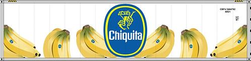 HO - CHIQUITA 40´Sea Container