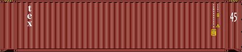 HO - TEX 45´Sea Container