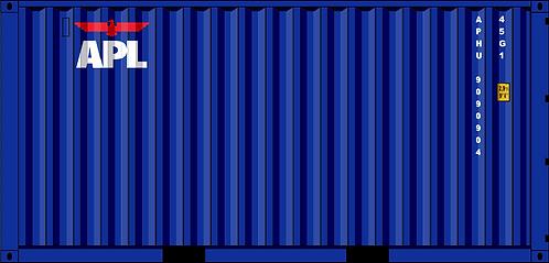 HO-APL 20' Dry Blue small logo