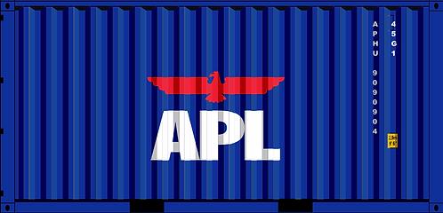 APL 20' Dry Blue