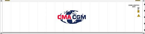HO - CMA 40´Sea Container