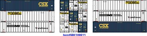 HO- 48' Block #1