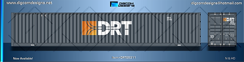 HO- DRT (grey) 53' dry