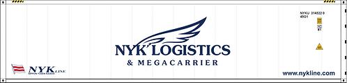 HO - NYK LOGISTICS 40' Sea Container
