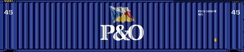 HO-P&O 45 DRY