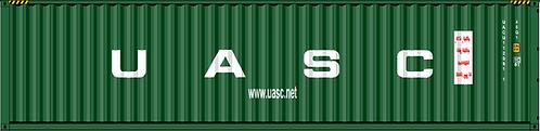 N - UASC 40´Sea Container