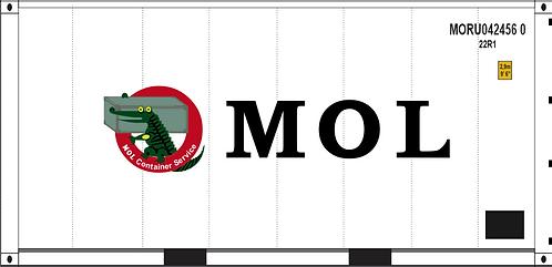 HO - MOL 20´ Sea Container