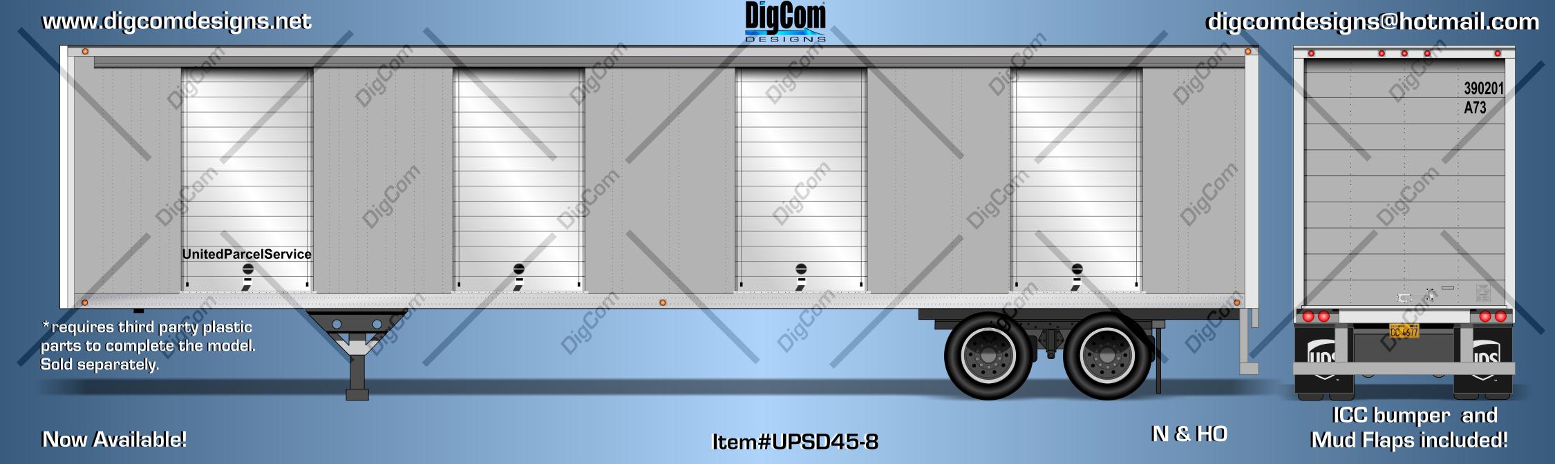 UPSD45-8