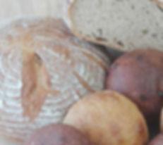 オーガニックパン 国産