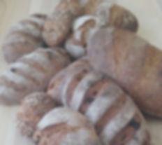 全粒粉パン オーガニックパン