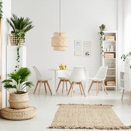 """DETOX YOUR HOME - feel great, live happy! Unsere Philosophie des """"Raums als dritte Haut""""."""