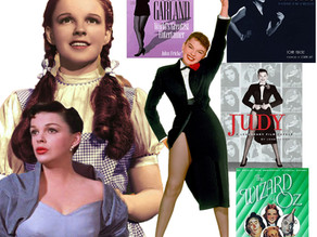 """Going """"Over the Rainbow"""" with Judy Garland"""