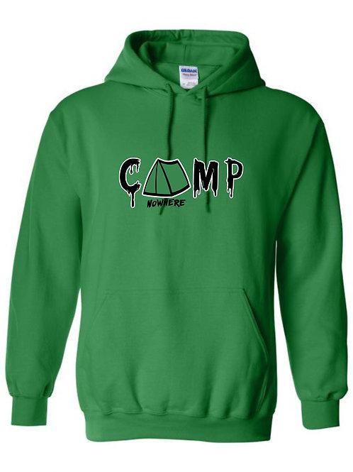 Camp Nowhere Irish Green Hood