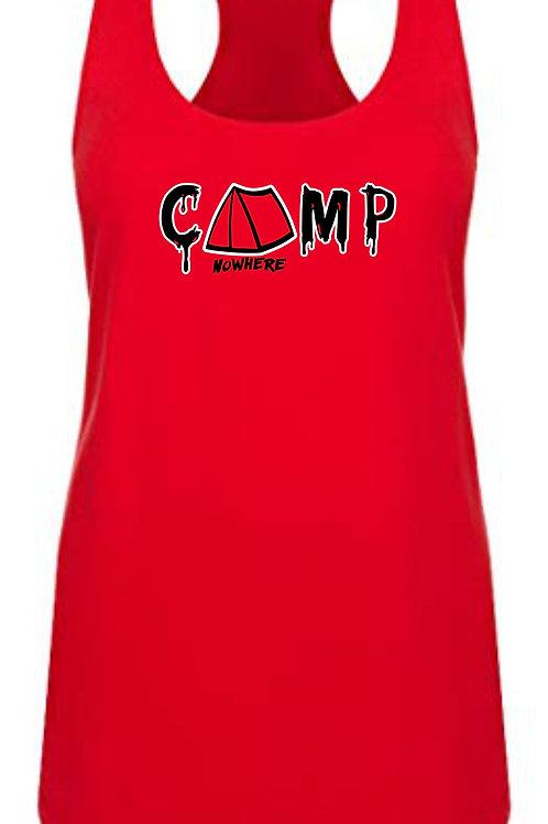 Ladies Camp Nowhere Tank