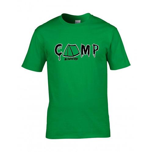 CAMP NOWHERE IRISH GREEN UNISEX