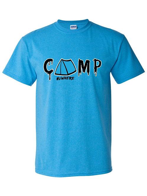 CAMP NOWHERE UNISEX T-SHIRTS