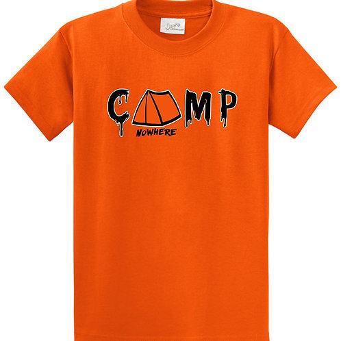 CAMP NOWHERE ORANGE