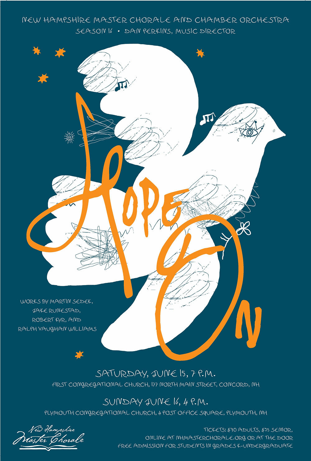 Hope On Poster