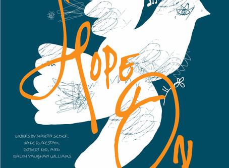 Songs of Hope - June 15/16