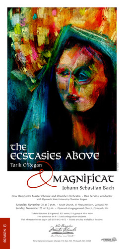 The Ecstasies Above and Magnificat