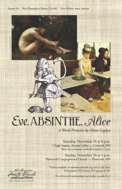 Eve, Absinthe, Alice