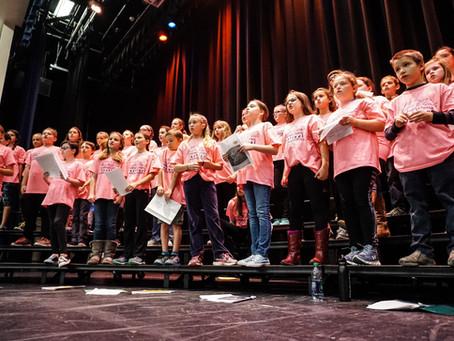 Children's Chorus Festival Inspires