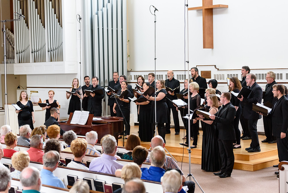 The New Hampshire Master Chorale