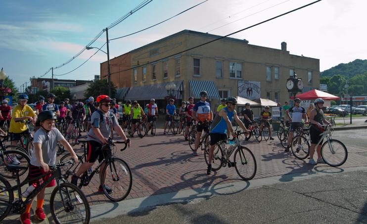 Bikes & BBQ | Point | Point Pleasant Bike Trail